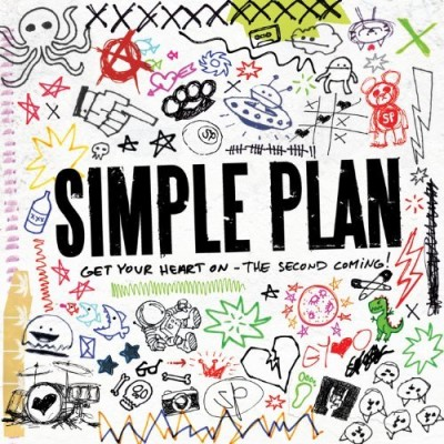 Simple Plan Get Your Heart On The Second C Import Can