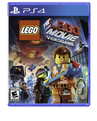 Ps4 Lego Movie Videogame E10+