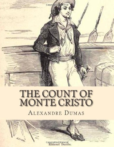 Alexandre Dumas The Count Of Monte Cristo