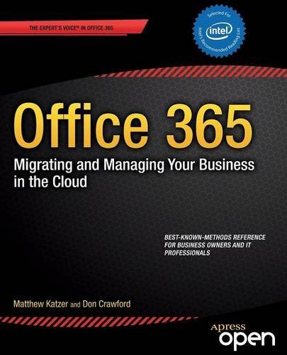 Matthew Katzer Office 365 Migrating And Managing Your Business In The Cloud