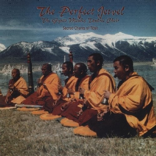 Gyuto Monks Perfect Jewel Sacred Chants O CD R