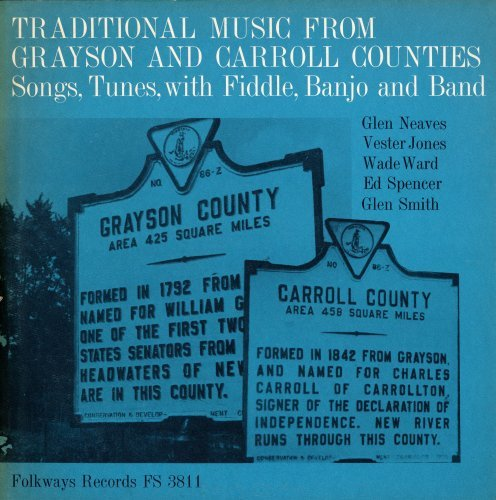 Traditional Music From Grayson Traditional Music From Grayson CD R