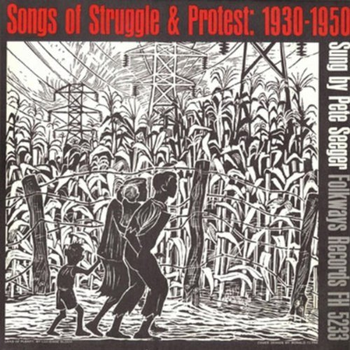 Pete Seeger Songs Of Struggle & Protest 19 CD R