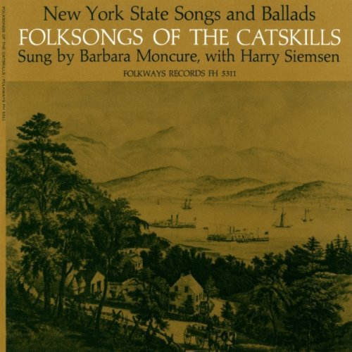 Barbara Moncure Folk Songs Of The Catskills (n CD R