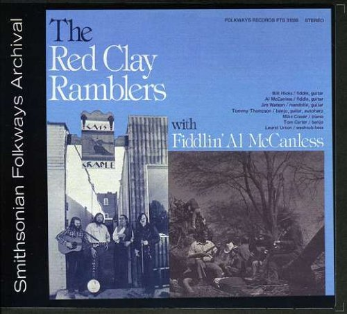 Red Clay Ramblers With Fiddlin Red Clay Ramblers With Fiddlin CD R