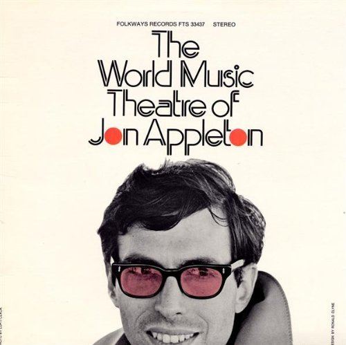 Jon Appleton World Music Theatre Of Jon App CD R