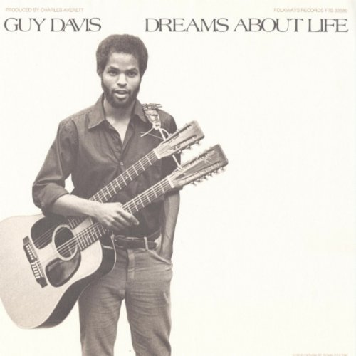 Guy Davis Dreams About Life CD R