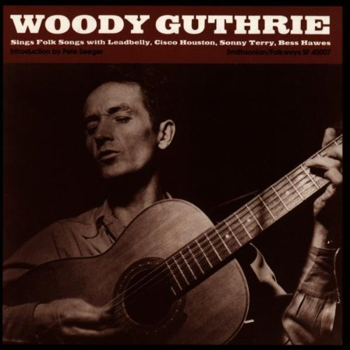 Guthrie Woody Sings Folk Songs