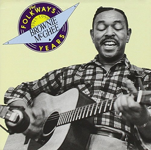 Brownie Mcghee Folkways Years 1945 59