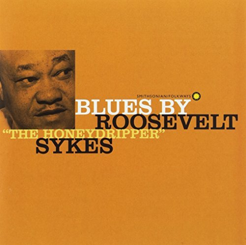 Roosevelt Sykes Blues By Roosevelt (the Honeyd Hdcd