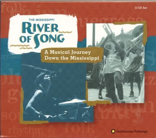 Various Artists Mississippi River Of Song 2 CD Set
