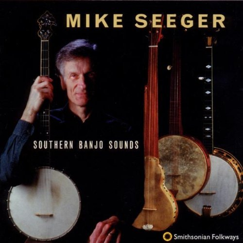 Mike Seeger Southern Banjo Sounds Hdcd