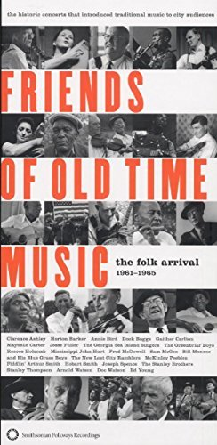 Friends Of Old Time Music Fol Friends Of Old Time Music Fol