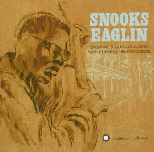Snooks Eaglin New Orleans Street Singer