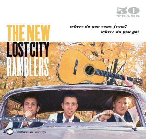 New Lost City Ramblers 50 Years Where Do You Come Fr 3 CD