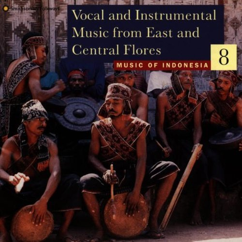 Music Of Indonesia 8 Vocal & Instrumental Music Fro