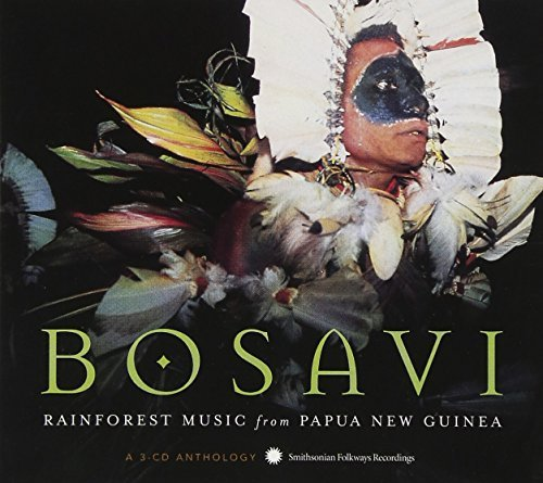 Bosavi Rainforest Music Fro Bosavi Rainforest Music From P 3 CD Set Incl. 83 Pg. Booklet