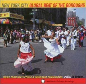 New York Global Beat Of The New York Global Beat Of The Bo 2 CD Set