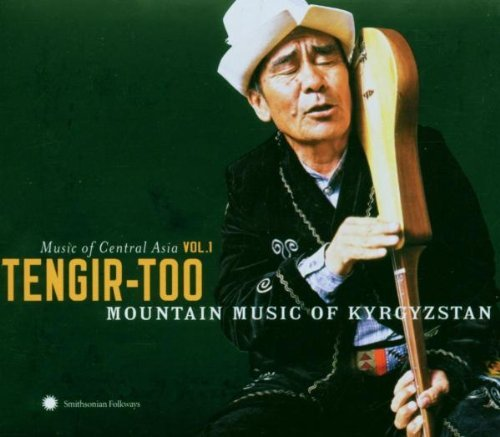 Central Asian Vol. 1 Tengir Too Mountain Mu Incl. DVD Book