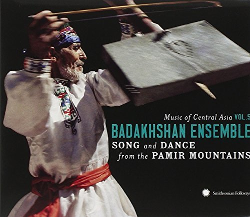Music Of Central Asian Vol. 5 Song & Dance Music Of Central Asian Incl. Bonus DVD