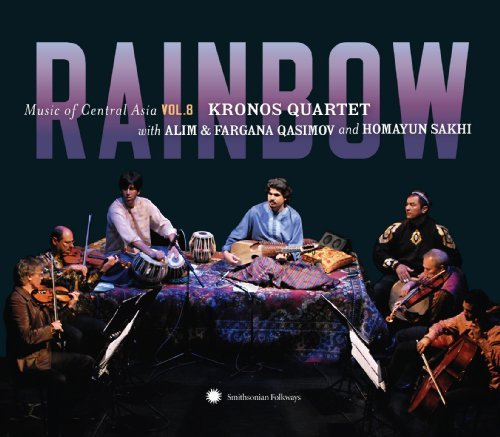 Kronos Quartet With Alim & Far Vol. 8 Music Of Central Asia