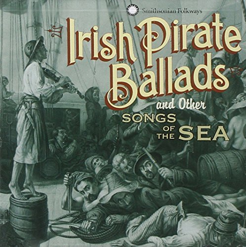 Dan Milner Irish Pirate Ballads & Other S
