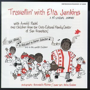 Ella Jenkins Travellin' With Ella Jenkins
