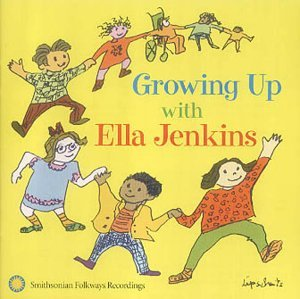Jenkins Ella Growing Up With Ella Jenkins