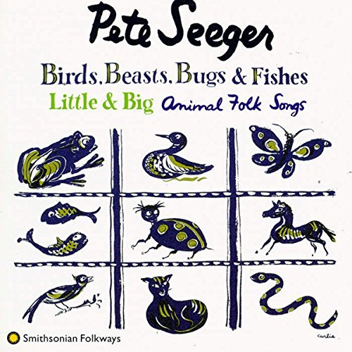 Pete Seeger Birds Beasts Bugs & Fishes (li Remastered 2 On 1