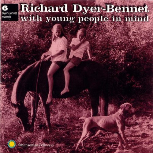 Richard Dyer Bennet No. 6 With Young People In Min
