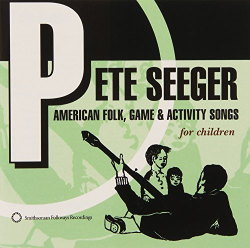 Seeger Pete American Folk Game & Activity Hdcd
