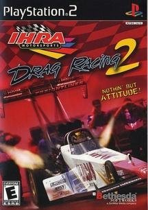 Ps2 Ihra Drag Racing