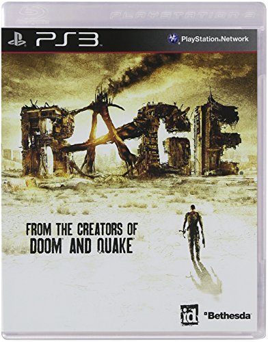Ps3 Rage Bethesda Softworks Inc. M