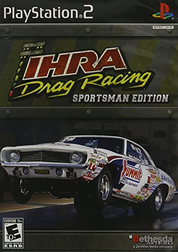 Ps2 Ihra Sportsman Edt Jack Of All Games E