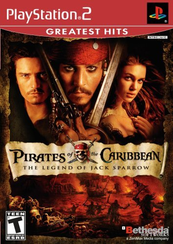 Ps2 Pirates Of The Caribbean