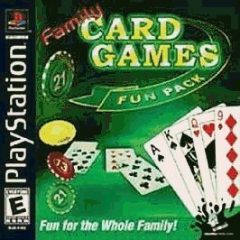 Psx Family Card Games Fun Pack