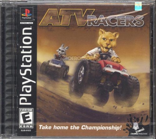 Psx Atv Racers