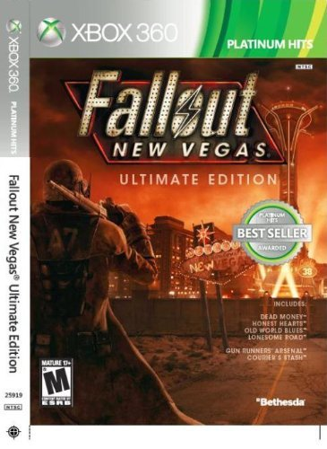 Xbox 360 Fallout New Vegas Ultimate Ed. Bethesda Softworks Inc. M