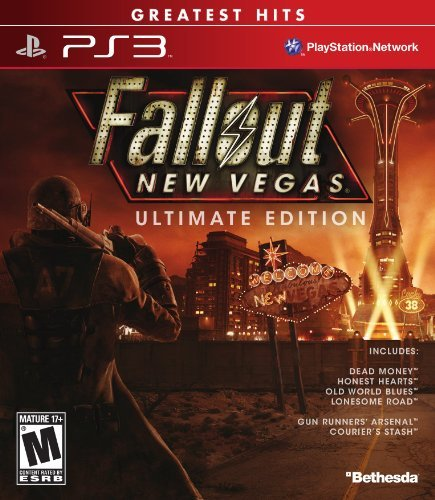 Ps3 Fallout New Vegas Ultimate Ed. Bethesda Softworks Inc. M