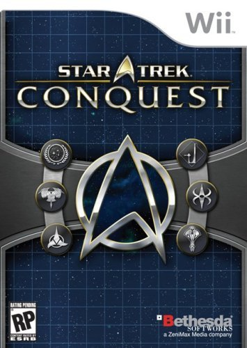 Wii Star Trek Conquest