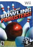 Wii Amf Bowling Pinbusters Bethesda Software Inc E