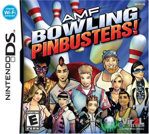 Nintendo Ds Amf Bowling Pinbusters