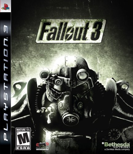 Ps3 Fallout 3 T
