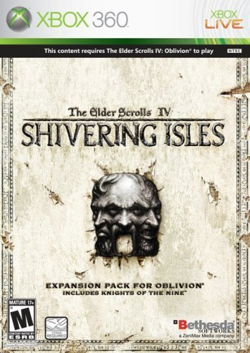 X360 Shivering Isles Expansion