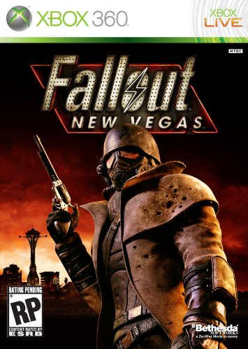 X360 Fallout New Vegas Bethesda Softworks Inc. Fallout New Vegas