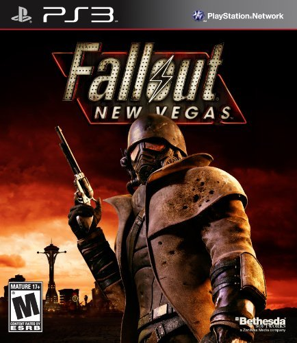 Ps3 Fallout New Vegas Bethesda Softworks Inc. M