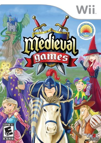 Wii Medieval Games