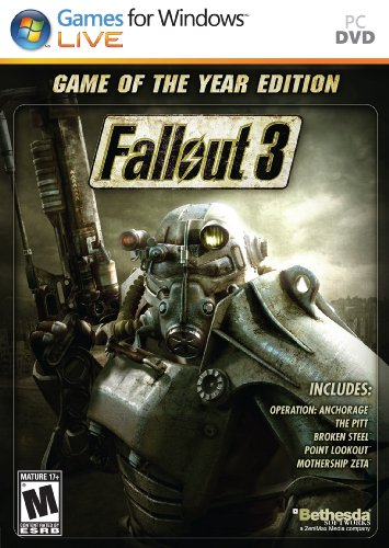 Pc Games Fallout 3 Game Of The Year Edi Bethesda Softworks Inc. M