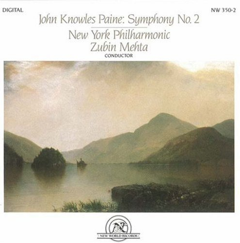 John Knowles Paine Symphony No. 2 Mehta New York Po