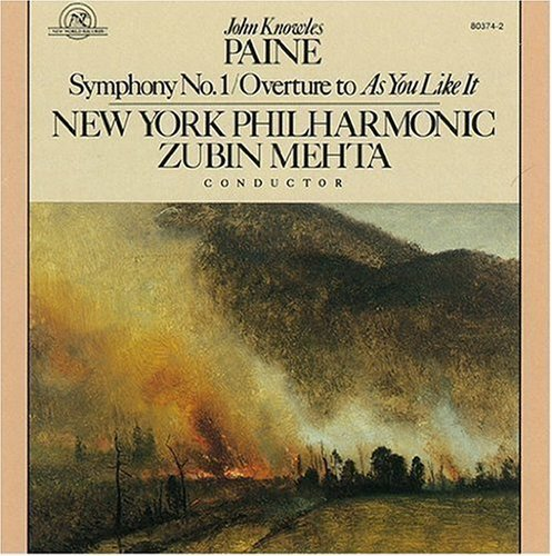 John Knowles Paine Symphony No. 1 Overture To As